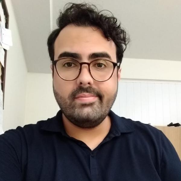 Foto do(a) Diretor de Administração Geral: Caio dos Santos Giovanini