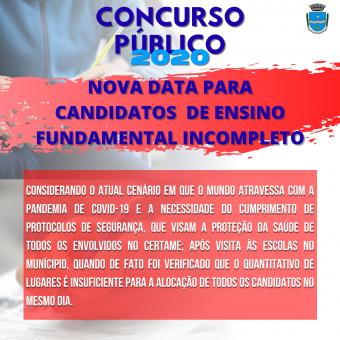CONCURSO 2020