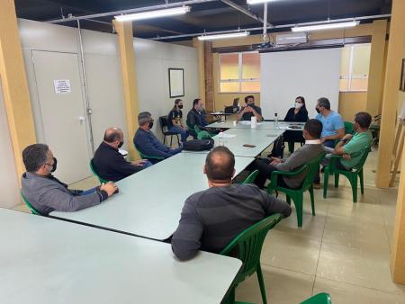 Gabinete de Crise - 1º Dia de Reunião dos Membros da Sociedade Civil e
