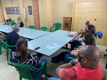 Gabinete de Crise - 2ª Reunião com Membros da Sociedade Civil